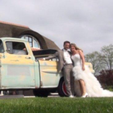 Bruiloft Nick & Teunita